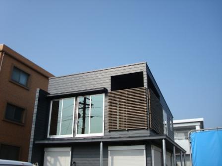 小沢渡町の家 20100208.jpg